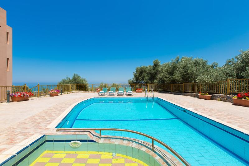 Argiro Villa II! Private pool and amazing view!