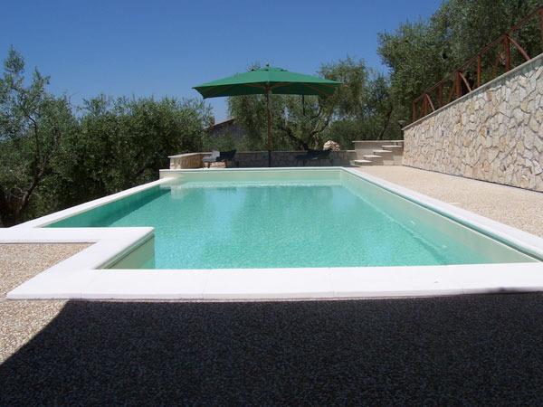 piscina B&B La Tana delle Stelle