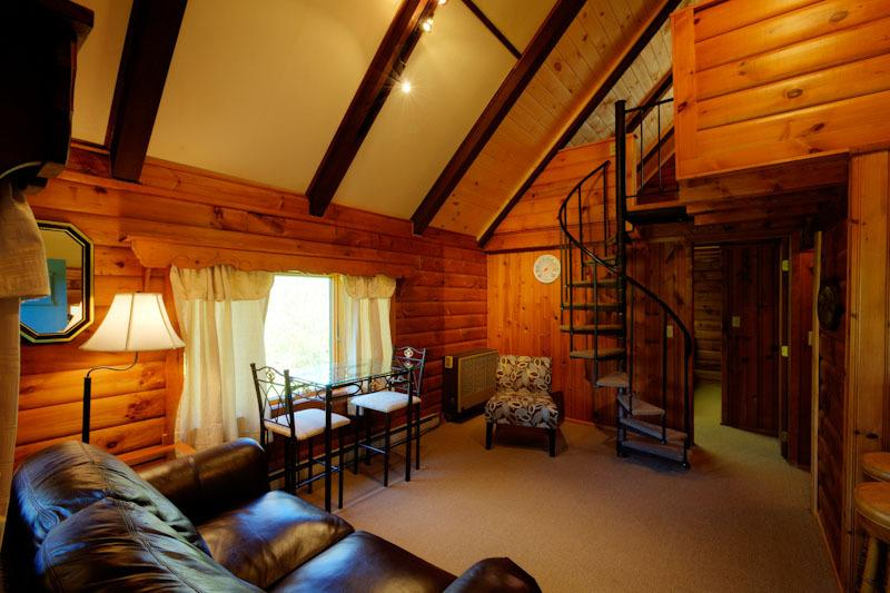 Log Home Lodging Catskill Mountains, aluguéis de temporada em Halcottsville
