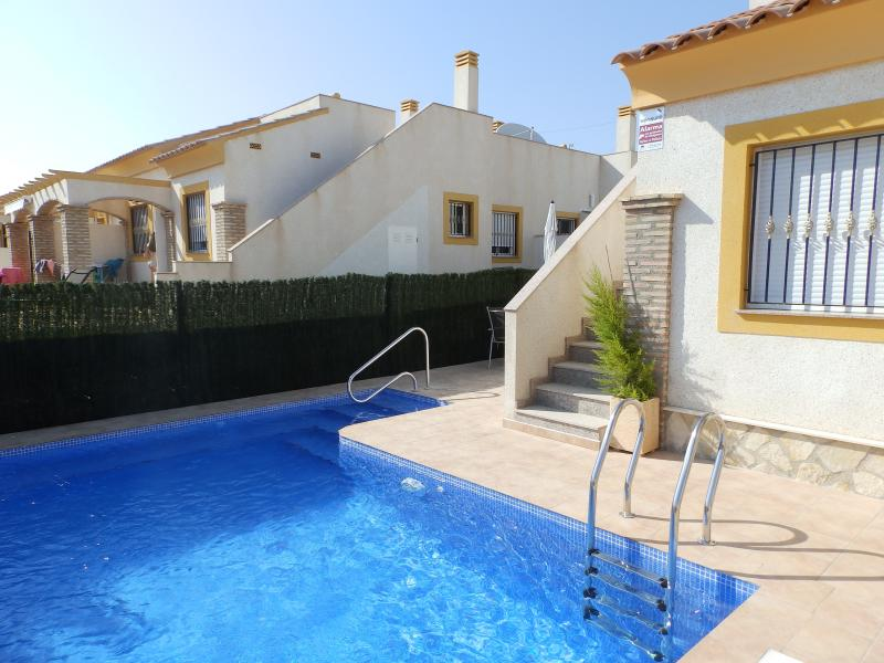 Casa cristal - 2 bed villa with private pool and play area