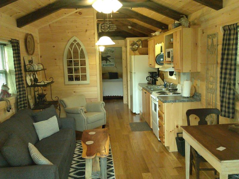 Green Creek Cabins #3, vacation rental in Tryon