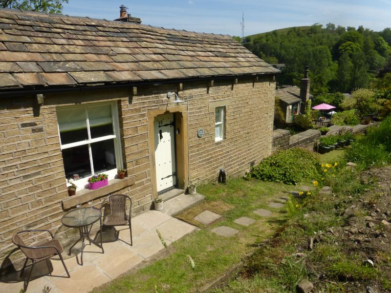 Dairy Cottage, holiday rental in Mossley