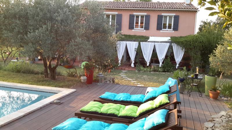 EXCEPTIONNEL PROMOTION Bastide avec jardin, location de vacances à Brignoles
