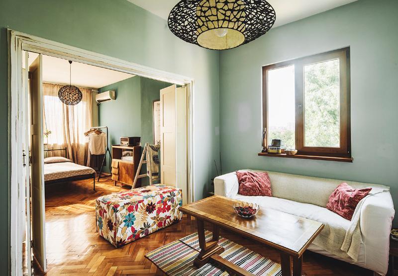 Artament, boutique designer flat in central Sofia, aluguéis de temporada em Sófia