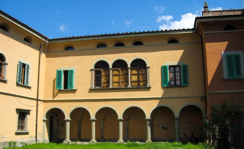 Il Pittore, holiday rental in Santa Lucia