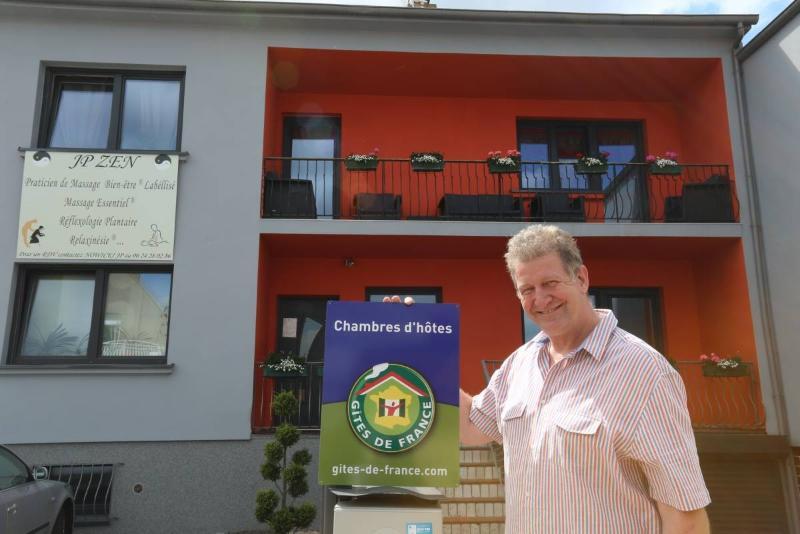 Chambres D'Hotes Lorraine Chez jpzen Nowicki, holiday rental in Berig-Vintrange