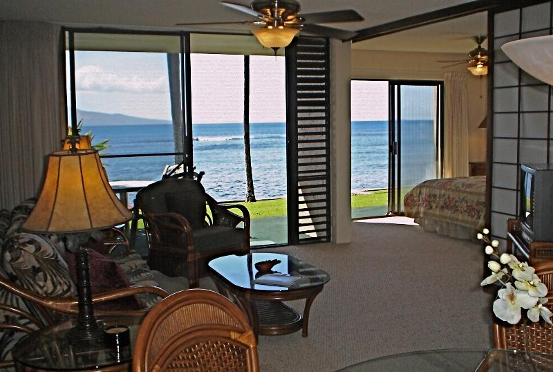 Direct oceanfront with incredible views!