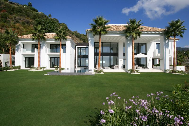 Villa Palo Alto, holiday rental in Benahavis