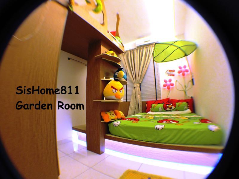 Garden Room - 3 guests