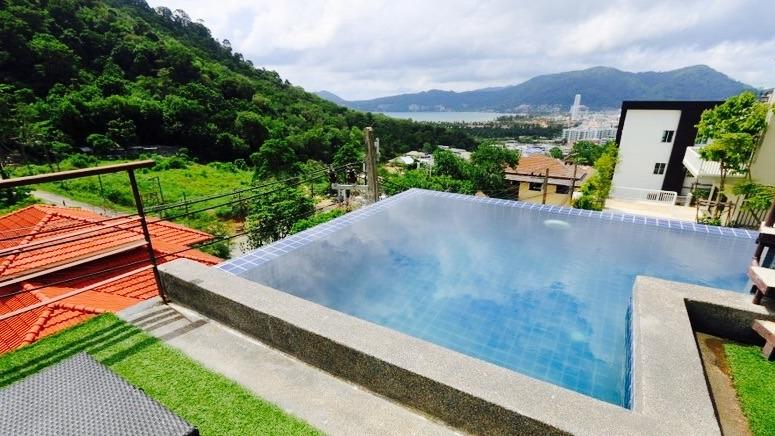 Villa Loma en 4 chambres, holiday rental in Patong
