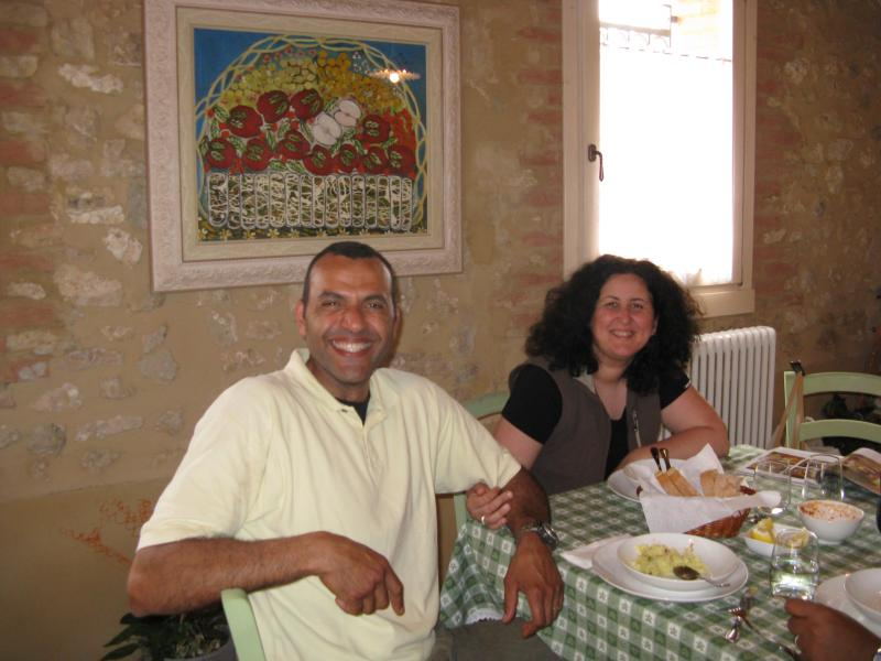 Paul and Mary Teresa ... us!