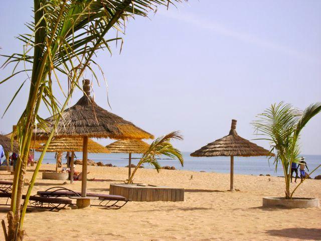 plage Safari Beach (à 300m)