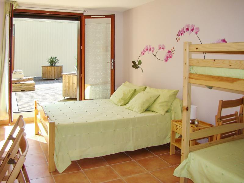 Apartment with mountain view, holiday rental in Verrieres