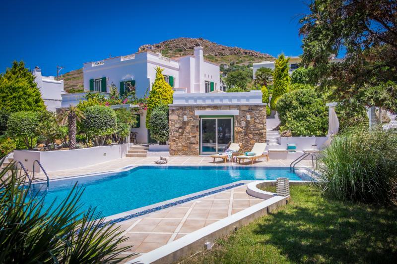 Exterior | Montana Sea View Villa Naxos