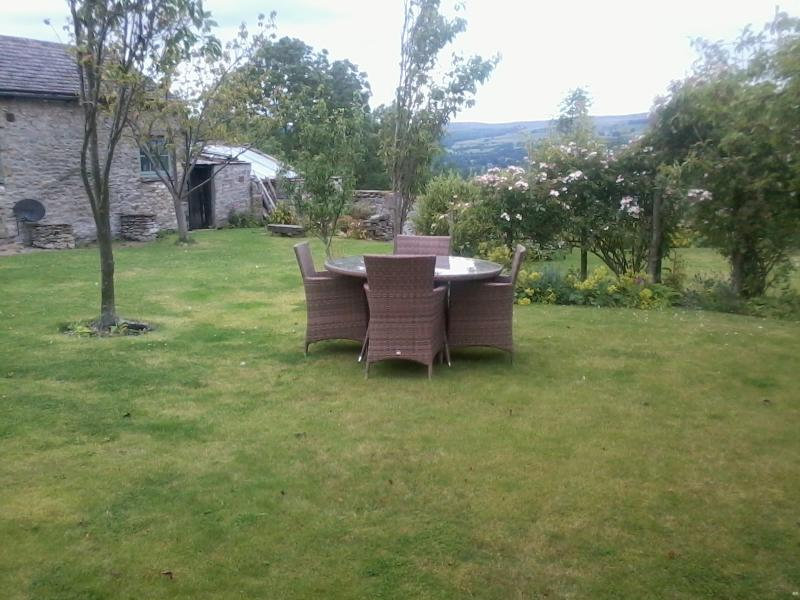 Shared Garden Areas For Prospect Barn & Prospect Farm House Guests