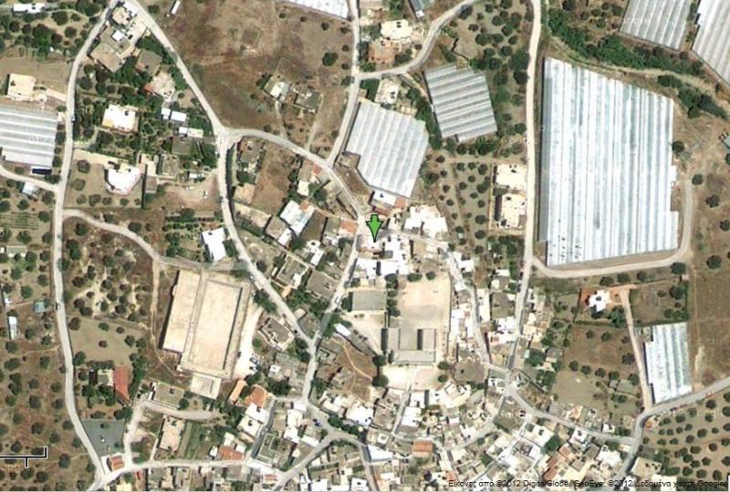 google map of kentri village