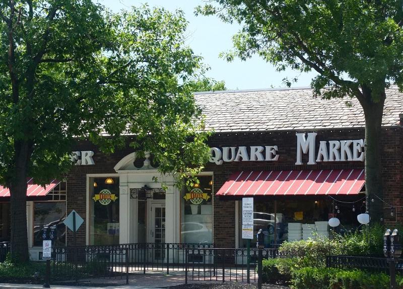 Shaker Square supermarché