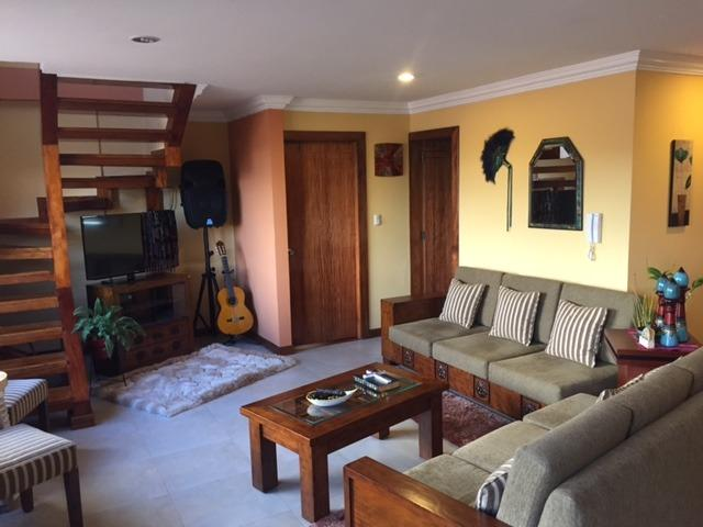 Penthouse w/view, two master suites, large terrace, vacation rental in Cuenca