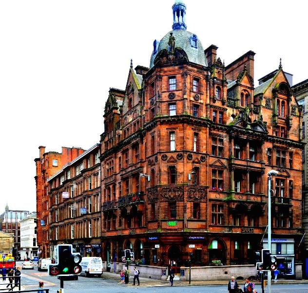 Our building: constructed in 1894 and now a Listed Building