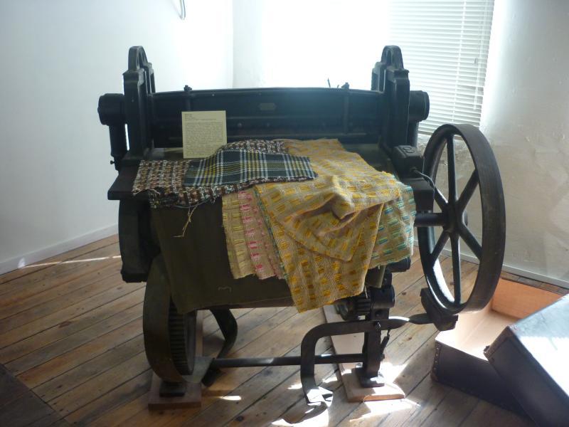 Musé du Textile in Labastide Rouairoux