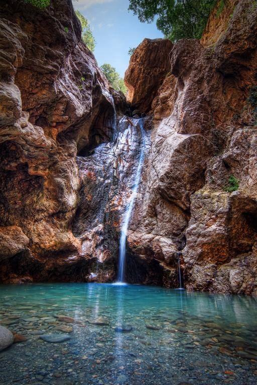 The magic of Catafurco falls