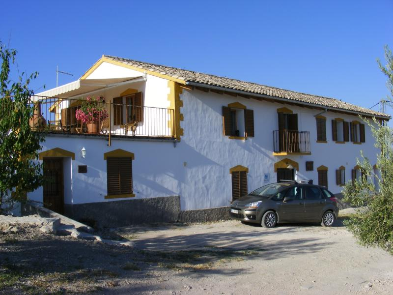 El Olivo, Cortijo Los Abedules, vacation rental in Quesada