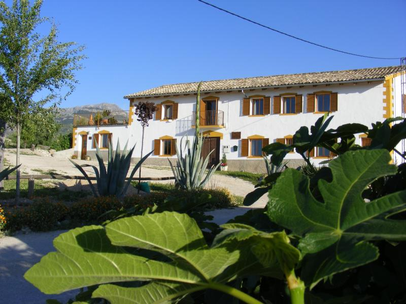 La Parra, Cortijo Los Abedules, vacation rental in Quesada