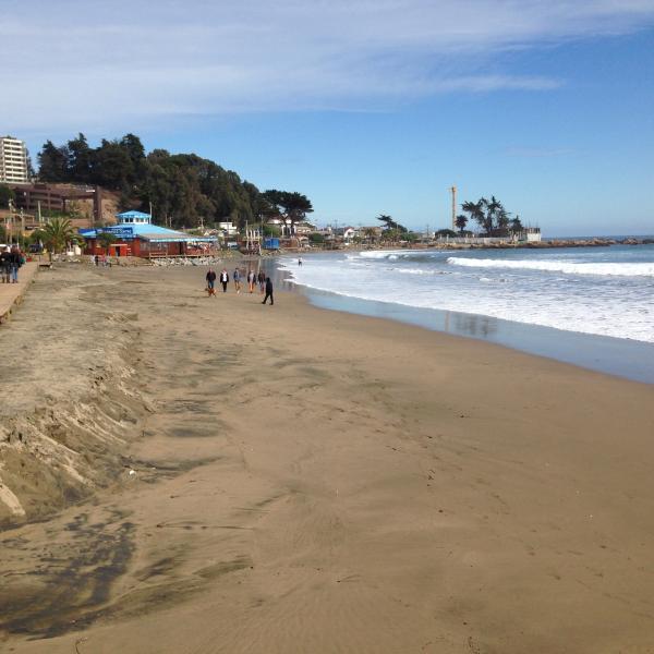 Maitencillo, nearby beach 2