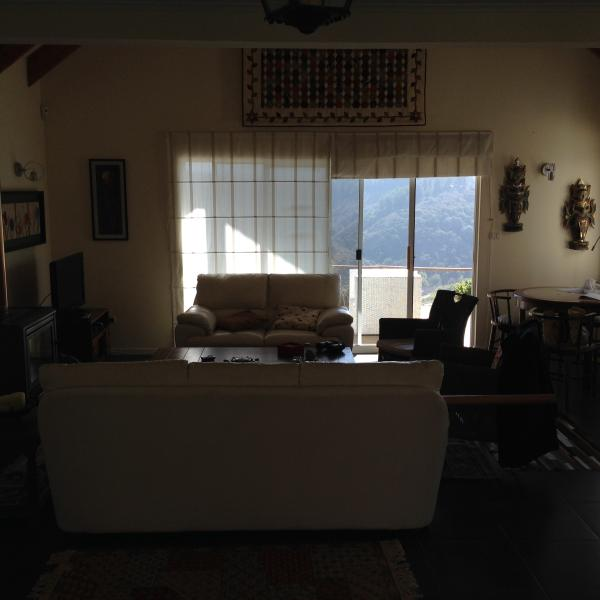 Living room (seen from the entrance)