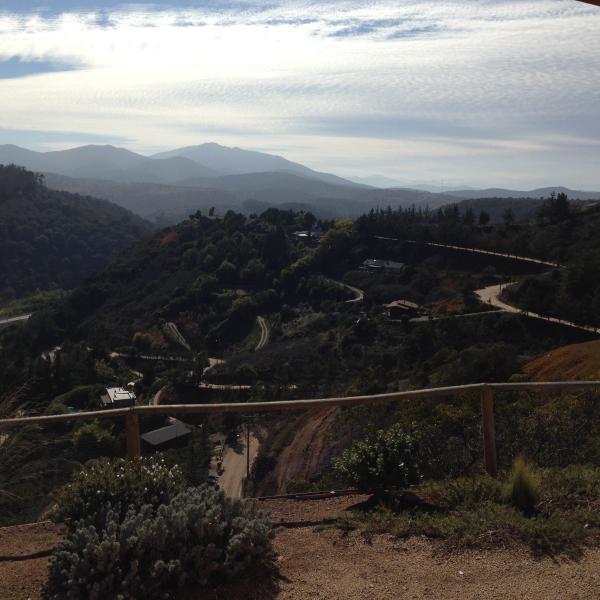 Porch view 4