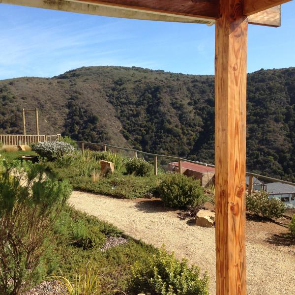 Porch view 1