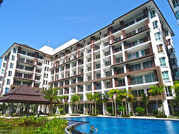 Bangsaray Lakes & Resort E718/E719, Pattaya, THAI, holiday rental in Bang Sare