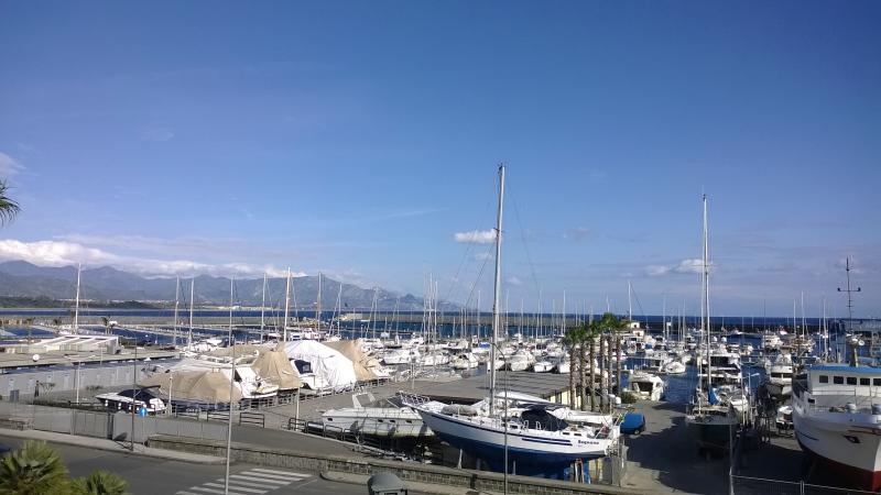 Porto di Riposto - view of the Marina