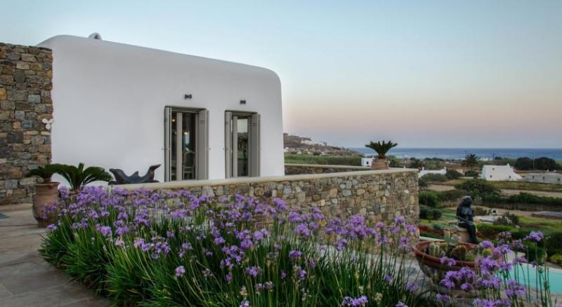 Villa Argy, Ferienwohnung in Kalo Livadi