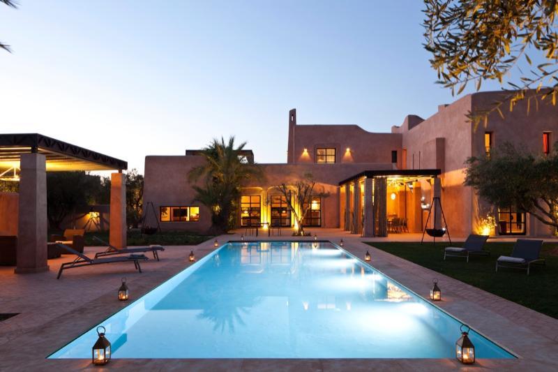 Dar TIFISS - the Villa