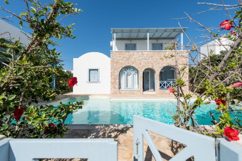 Monolithos Pool Villa by the Beach, vacation rental in Monolithos