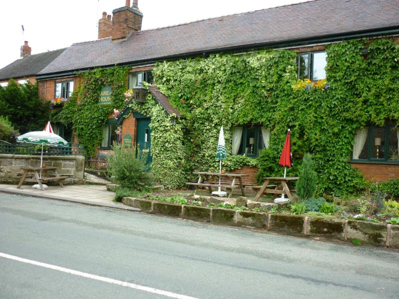 Hare&Hounds Country Inn, casa vacanza a Uttoxeter