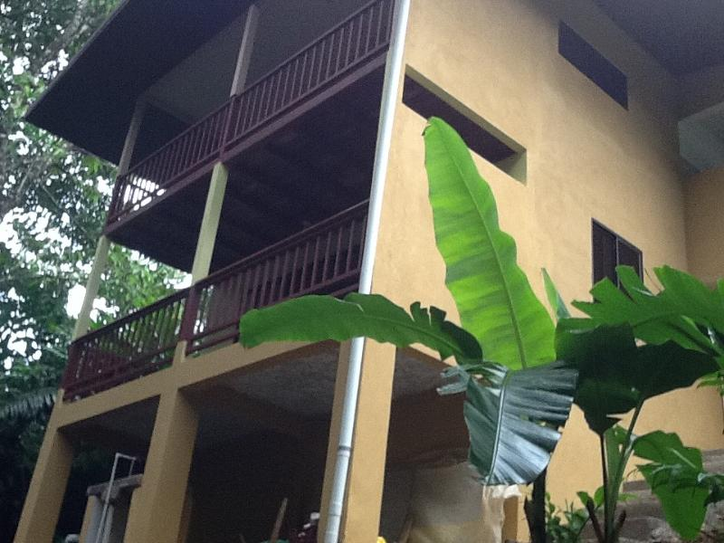 Mango St. Casona Drake Bay Town Corcovado Gateway NEW w A/C, vacation rental in Corcovado National Park