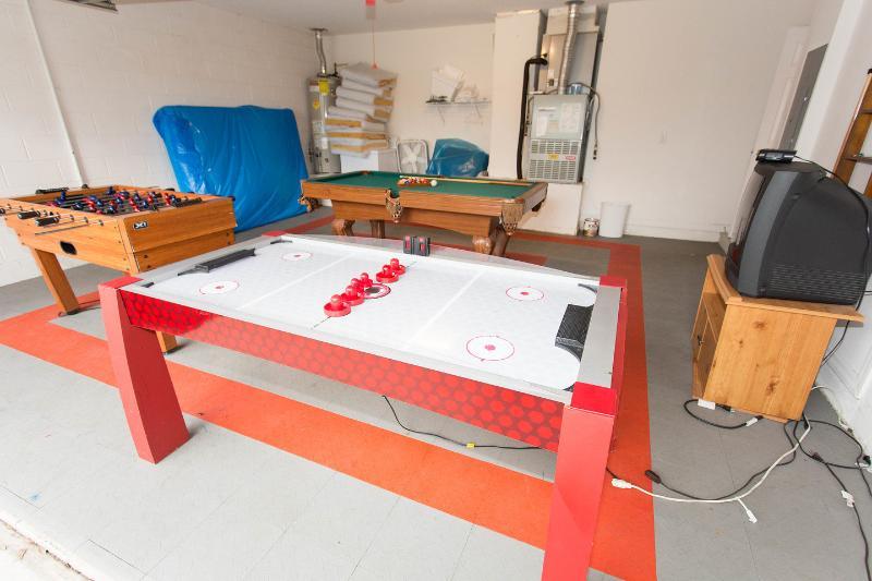 Sala giochi Garage