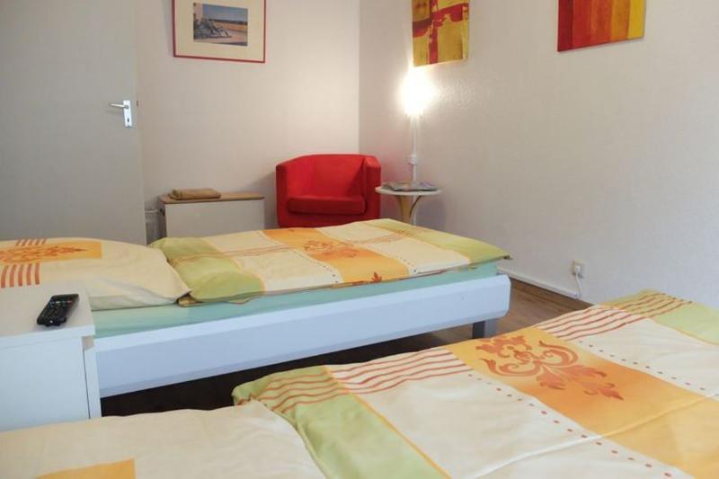 2 Einzelbetten