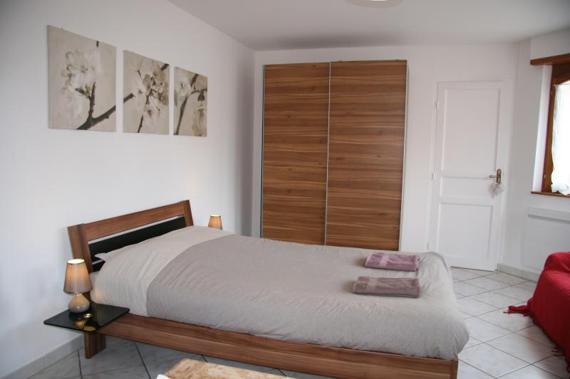 Chambre d'hôtes cosy Chez Jeanne, Marius et Basile, vacation rental in Ebersmunster
