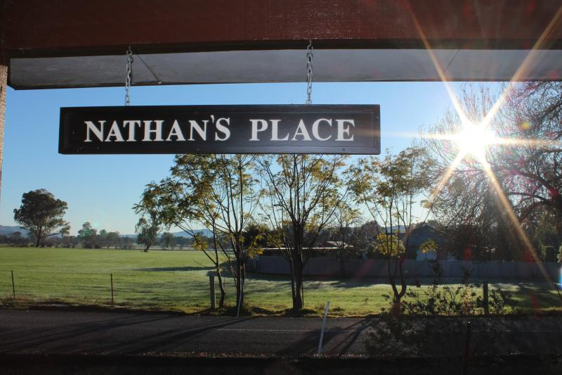 Nathan's Place: Winter sun