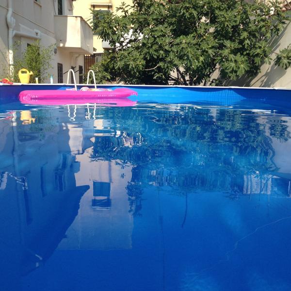 ' Stardust Home ' casa vacanze relax con piscina, posto macchina & wi-fi, holiday rental in Villabate
