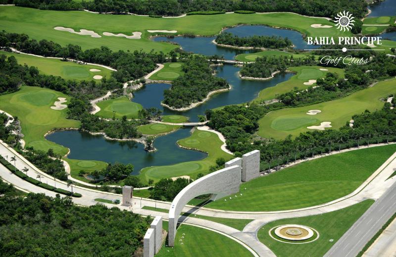 Beautiful 27 hole championship course
