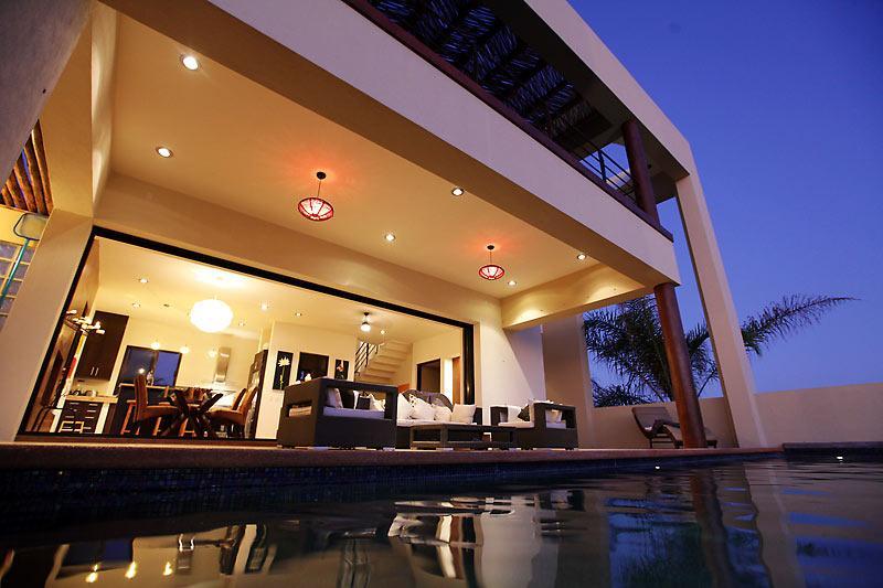 Stunning Todos Santos Beach House with Ocean Views, vacation rental in Todos Santos