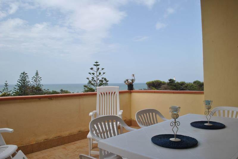 Appartamento con incantevole vista mare, vacation rental in Mazara del Vallo
