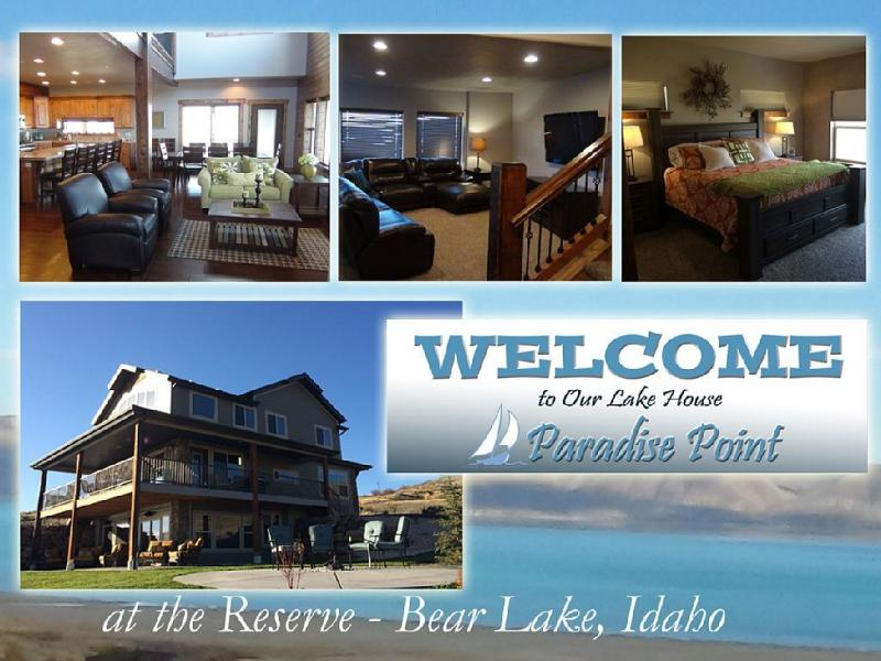 Paradise Point at Bear Lake Idaho/Utah, holiday rental in Fish Haven