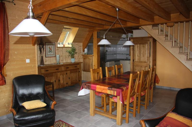chalet  BRUNET, holiday rental in Besse-et-Saint-Anastaise