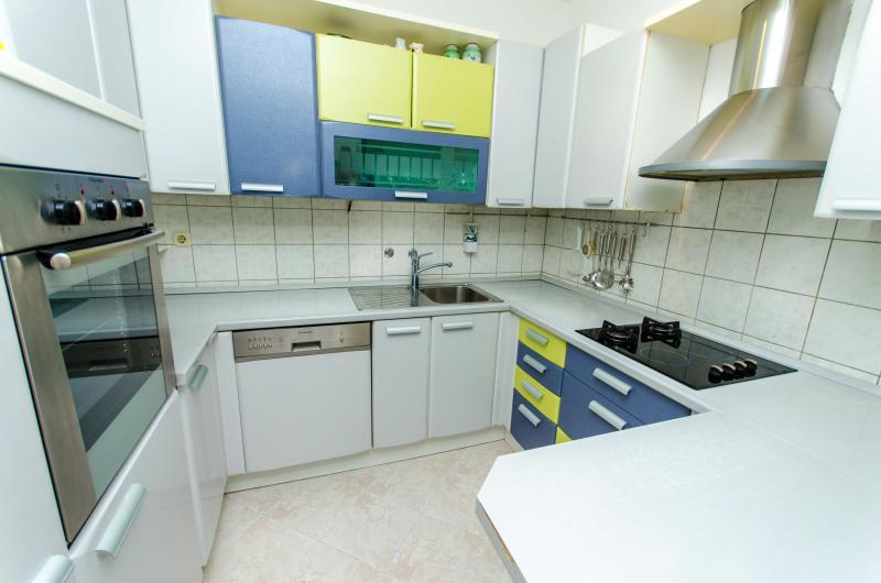 Groundfloor kitchen