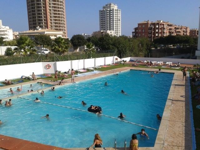 piscina para todos